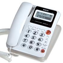 有绳电话来电存储座式经典方形全国联保 电话机