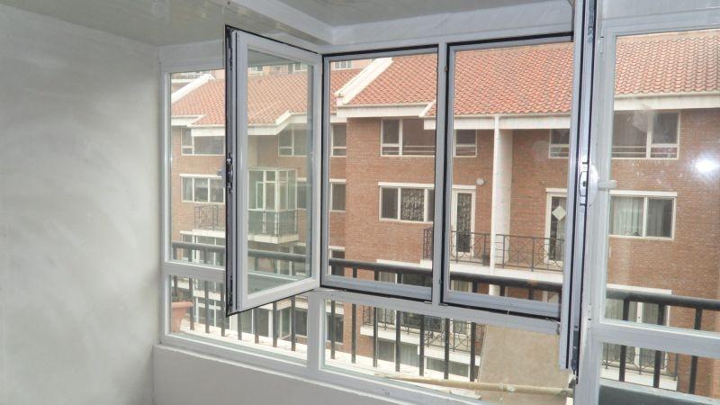 德信广源 铝合金中空玻璃 60系列窗