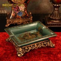 陶瓷 H0091烟灰缸