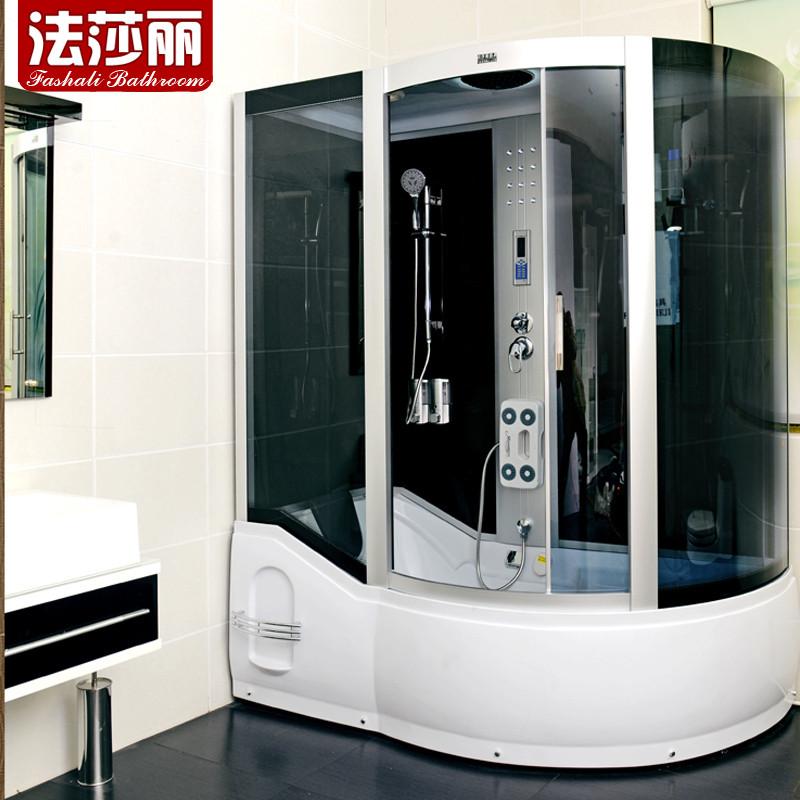 法莎丽 移门式L型 FSL-8390淋浴房