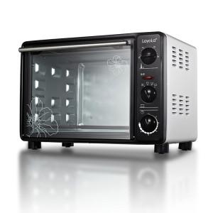 忠臣 机械版卧式 LO-20A电烤箱