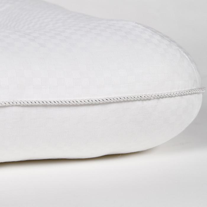 维科荞麦枕荞麦壳斜纹布棉布花草长方形枕头