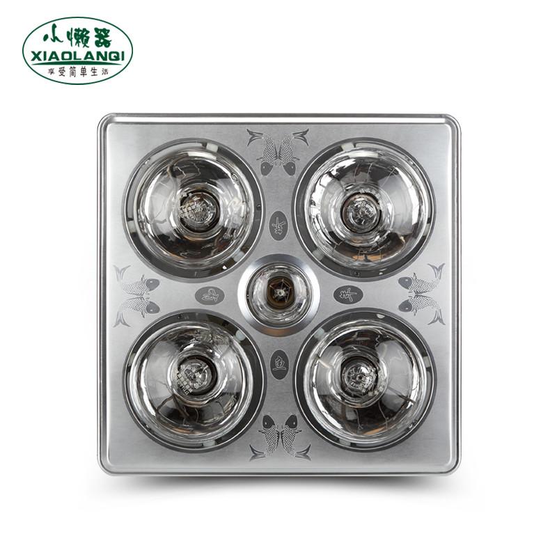 小懶器 取暖+換氣+照明 CN-417浴霸