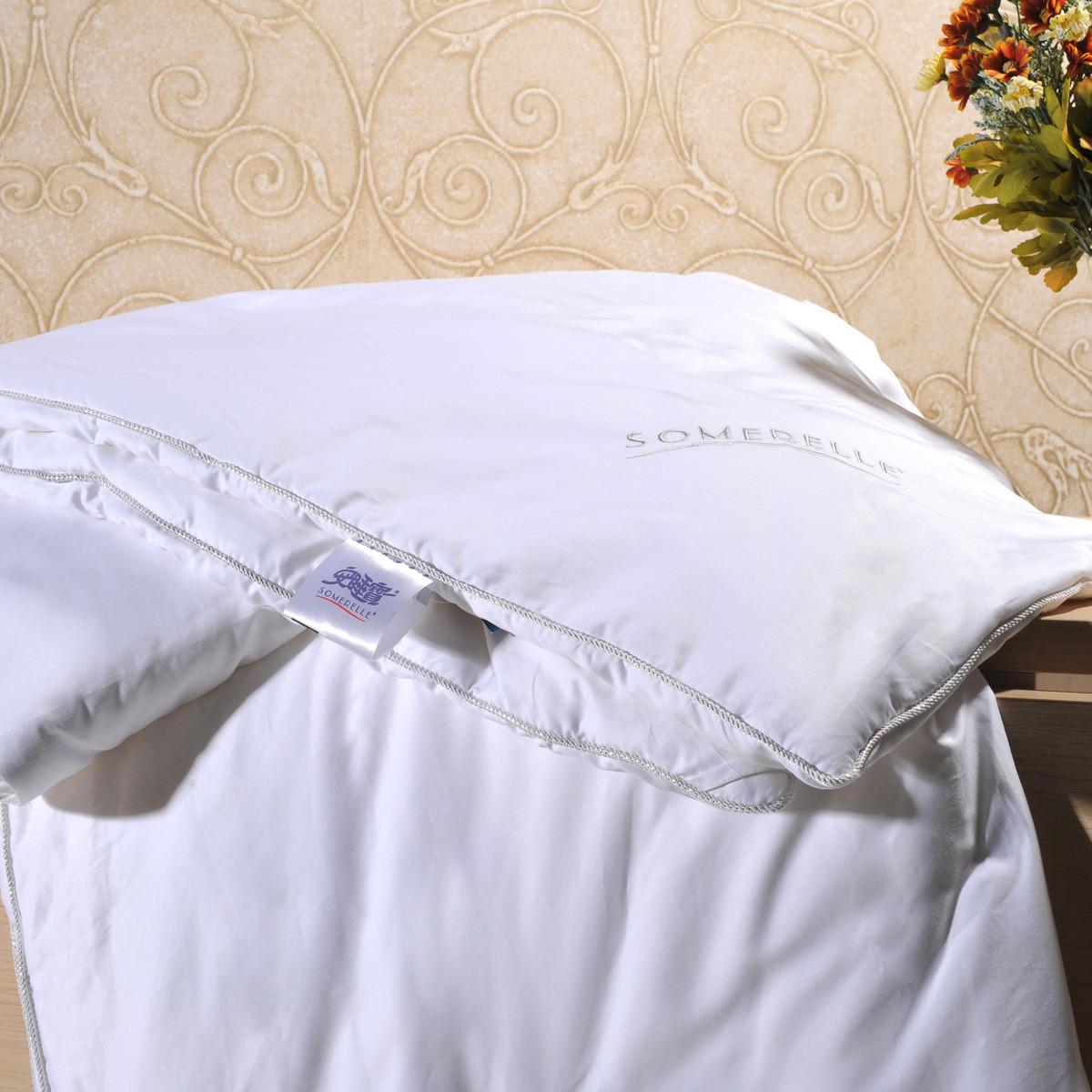 安睡宝蚕丝被桑蚕丝空调被夏凉被普通全棉被子空调被