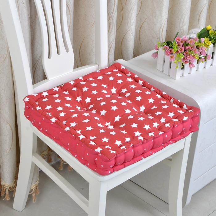 凡薇家纺 布植物花卉简约现代 坐垫