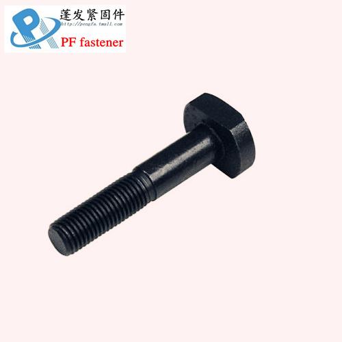 蓬发碳钢形级国标型螺栓紧固件螺栓