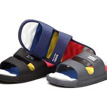 黑色蓝色灰色浴室拖鞋夏季男 家居鞋