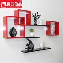 特殊造型成人简约现代 格子组合壁柜