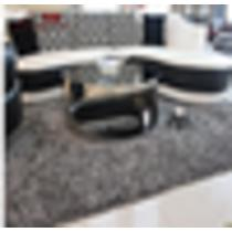 蚕丝纯色长方形机器织造 LX-456地毯