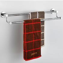 不锈钢双层 置物架毛巾架
