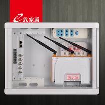 GRX-L双层翻转架套装配电箱