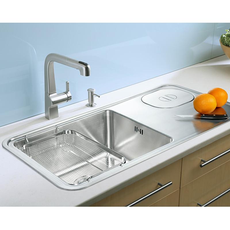 科勒 304不銹鋼單槽3759T水槽 水槽