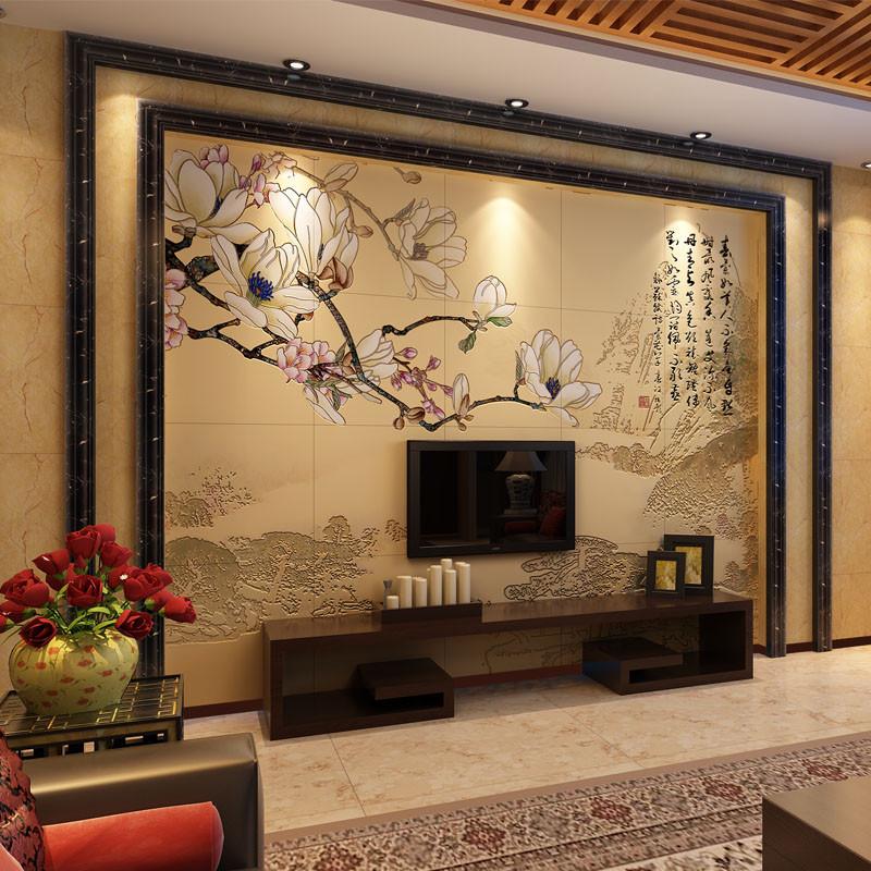 艺陶集品纯色内墙现代中式春兰瓷砖