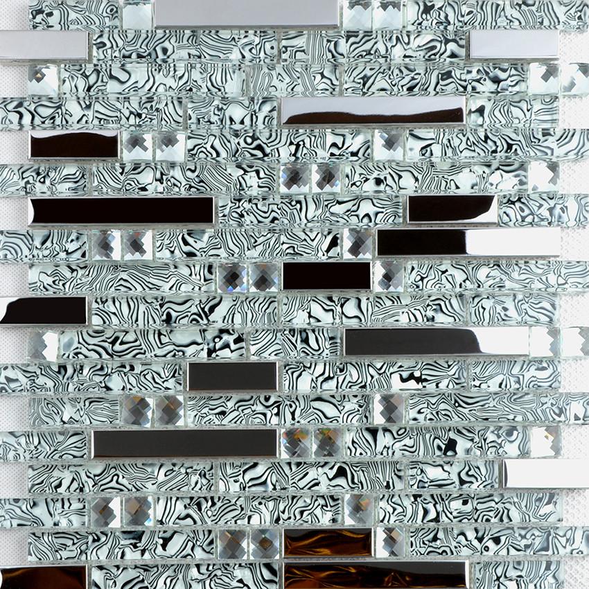 豆豆透明玻璃内墙瓷砖