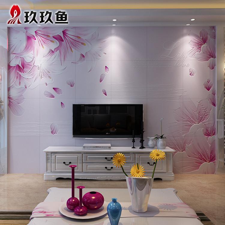 玖玖鱼纯色内墙现代中式瓷砖