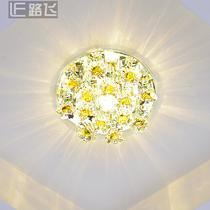 水晶卤钨灯LED节能灯 射灯