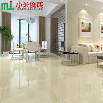 黄色白灰色室内地砖简约现代 瓷砖