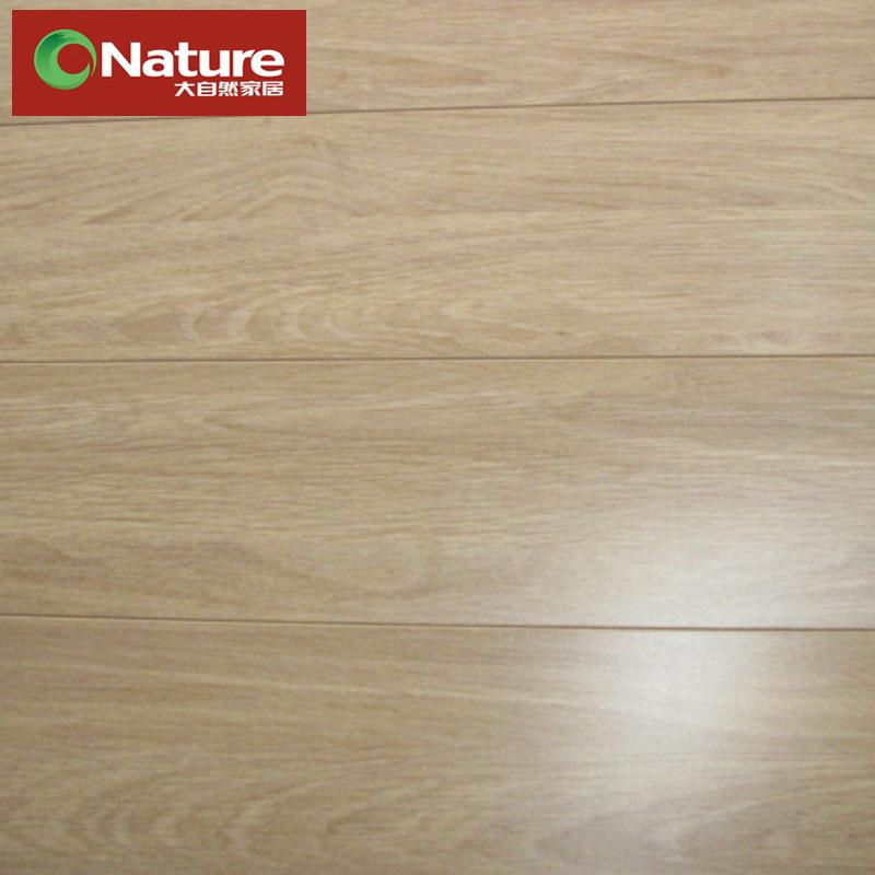 大自然 高密度纤维板单锁口 LC1206地板