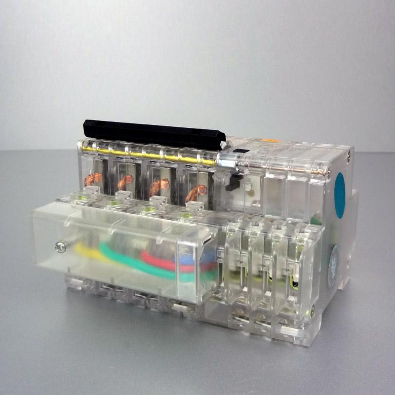 歐開電氣 4p50A磁吹斷路器 斷路器漏電保護器
