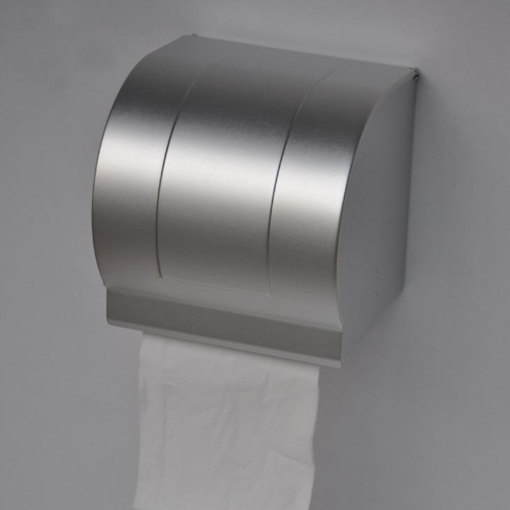 达派屋铝合金下开口抽纸卷纸置物架纸巾架