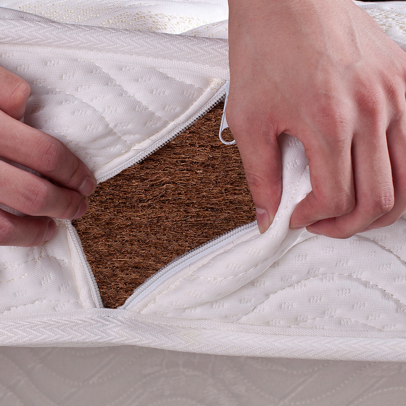 方凌椰棕棕榈成人床垫