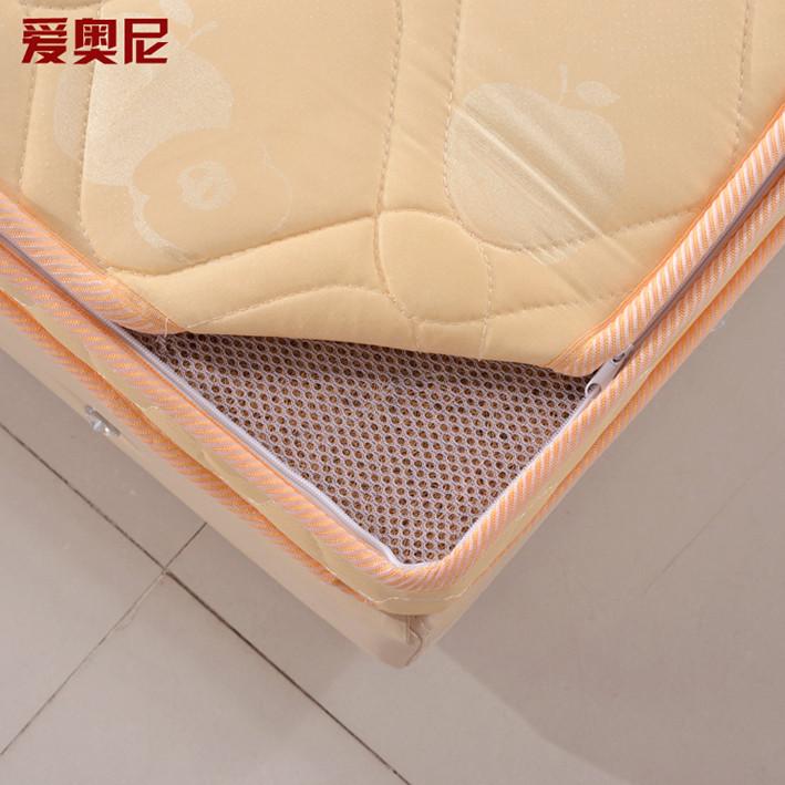 愛奧尼 天藍色粉紅色橘黃色椰棕兒童 床墊