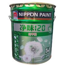 面漆哑光 立邦漆 净味120竹炭五合一涂料