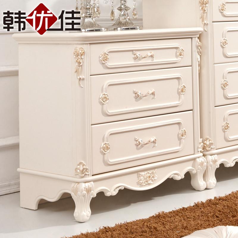 韩优佳木框架结构储藏艺术成人欧式斗柜