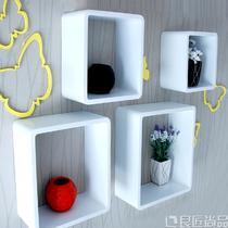特殊造型成人简约现代 正方形大4件套壁柜