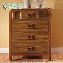 白蜡木储藏成人现代中式 斗柜