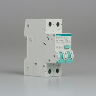西門子 2P40A真空斷路器 西門子1P+N40A漏電斷路器漏電保護器
