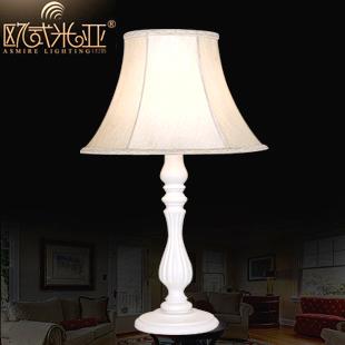 欧式米雅 布树脂田园白炽灯led 台灯