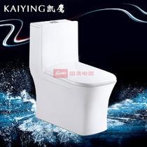 陶瓷连体座便虹吸式 KY-8808马桶