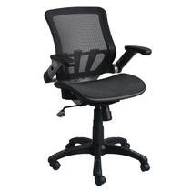 黑色系无职工椅/电脑椅深圳现代简约 椅子