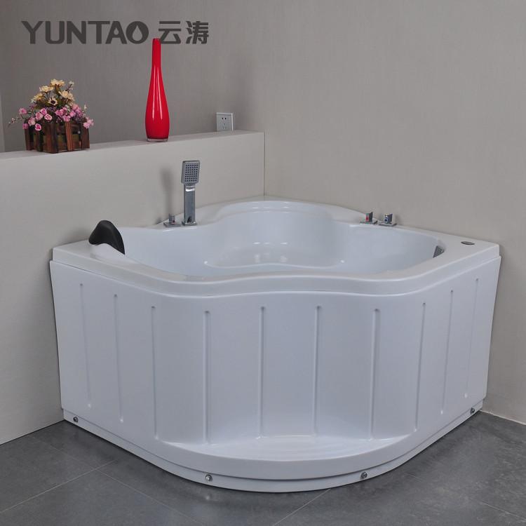 云涛有机玻璃独立式浴缸