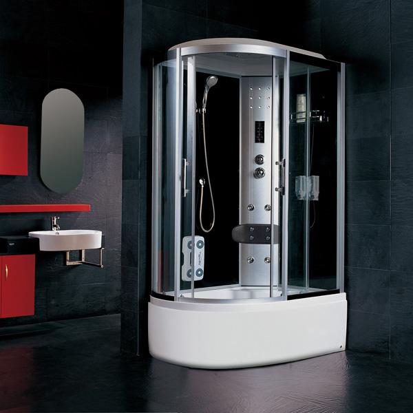 HOMEDELUXE 移門式L型 淋浴房