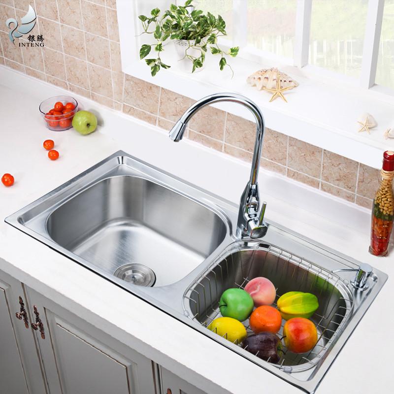 銀騰 不銹鋼 水槽系列水槽