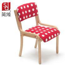 布榉木拆装成人田园 餐椅