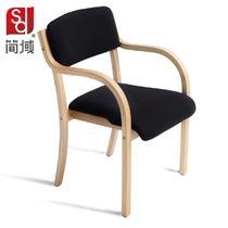 木拆装成人田园 餐椅