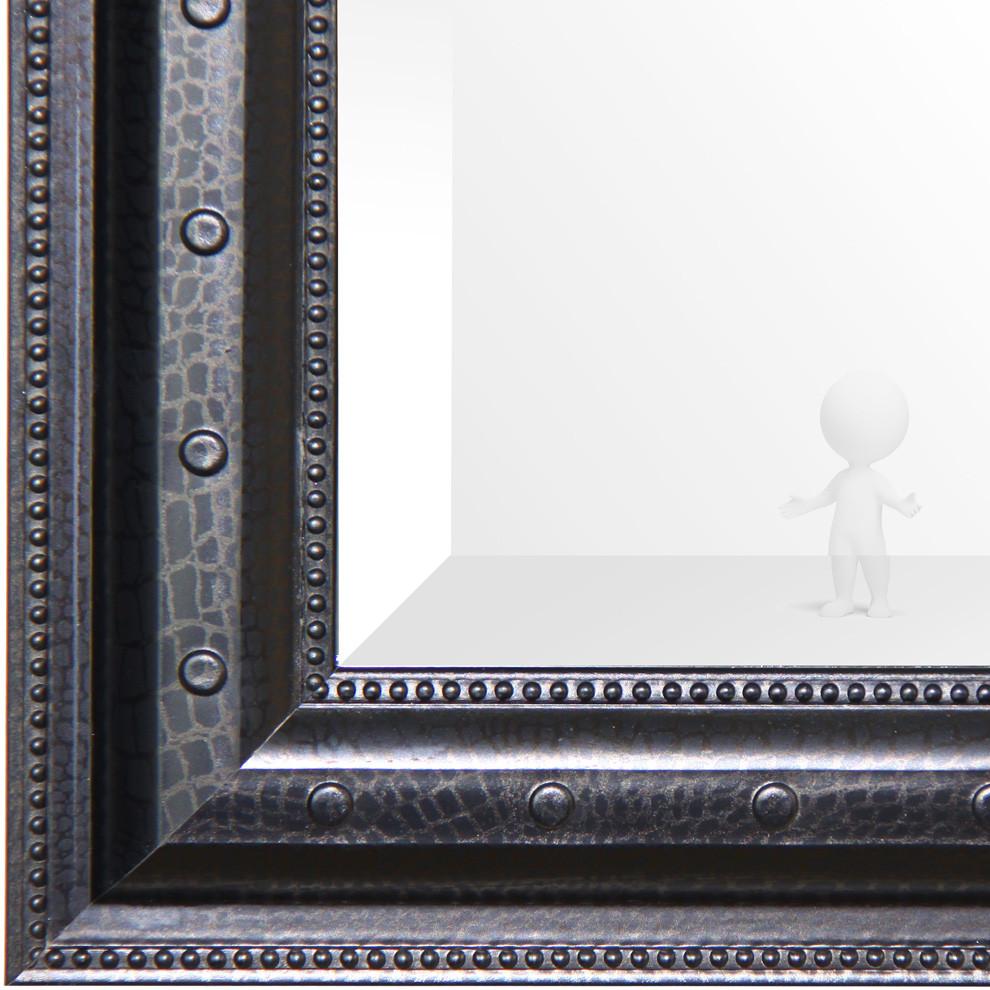 TifullHome 塑料懸掛方形簡約現代 121611衣/w51h20穿衣鏡
