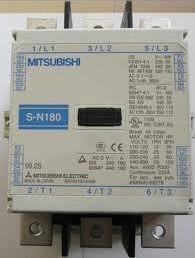 三菱重工 常開型 S-N180 AC110V 220V 400V繼電器