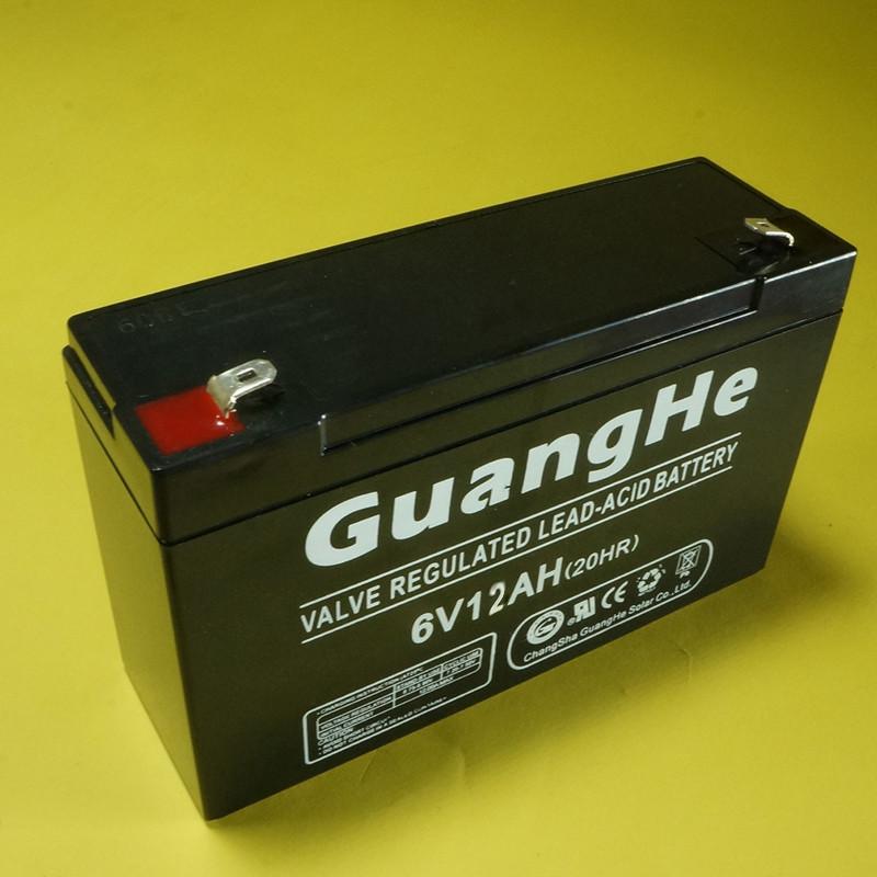 光合 摩托車 0611-6v12ah蓄電池