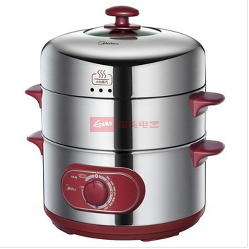 美的 电蒸锅 美的中式电蒸锅WSYH28A电炖锅
