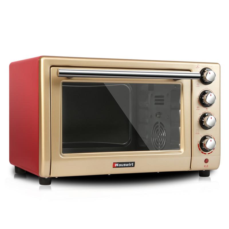 海氏 香槟金公主白全国联保机械式卧式 电烤箱
