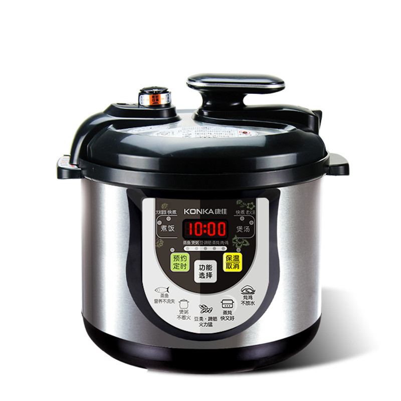 康佳 蒸、煮、煲、燉、燜微電腦式 KPC-50ZD30S電壓力鍋