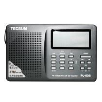 黑色数字显示PL-606收音机 收音机