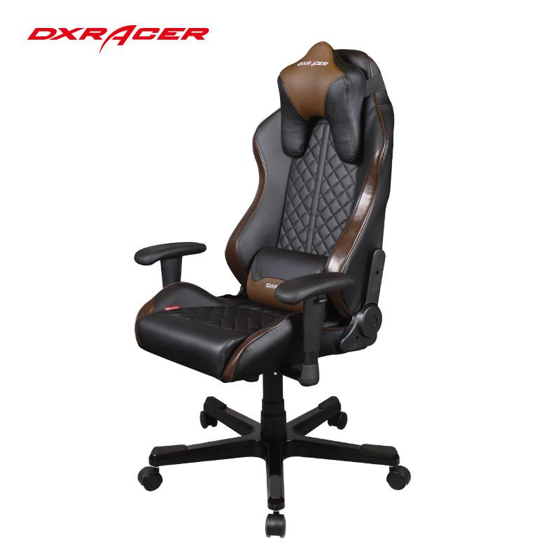 茶叶蛋土豪金!升降扶手铝合金脚皮艺电脑椅