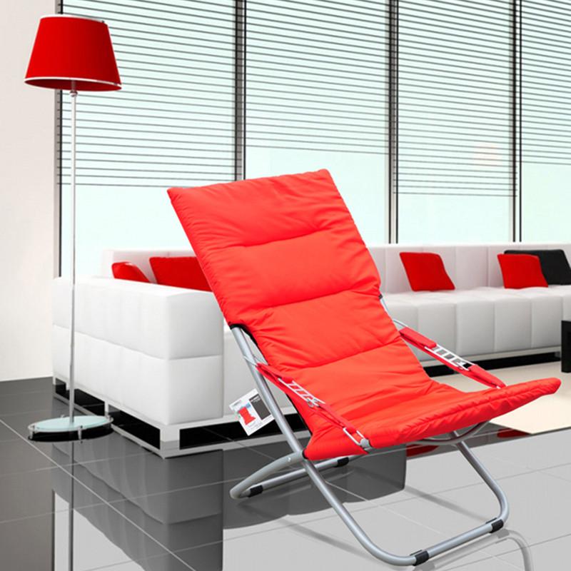 紫灿蓝色红色成人简约现代折叠椅