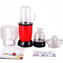 黑色+红色19000转/分料理机台式全国联保 料理机