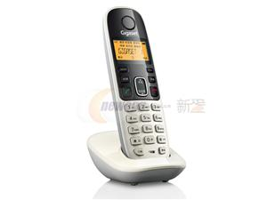 西门子象牙白数字无绳电话机
